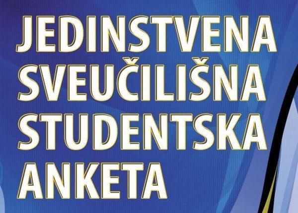 Jedinstvena sveučilišna anketa studentska anketa za akademsku 2020./2021.