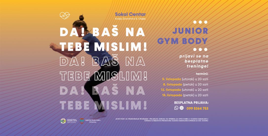 Besplatni treninzi za srednjoškolce u Sokol Centru