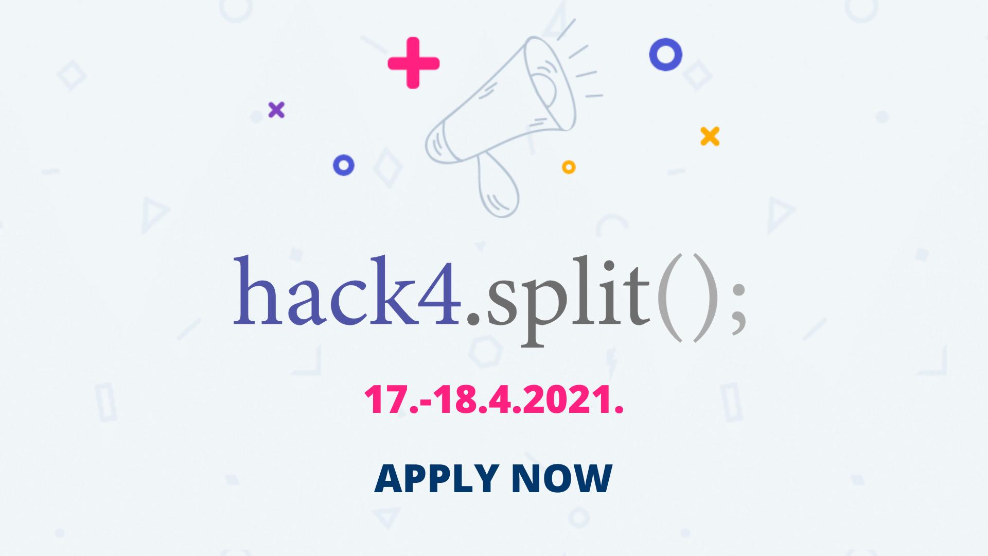 Hack4Split hackathon