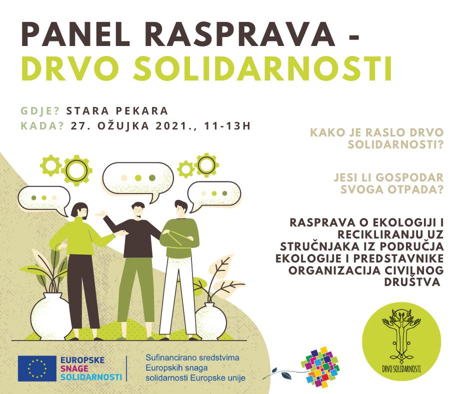 Panel diskusija za mlade
