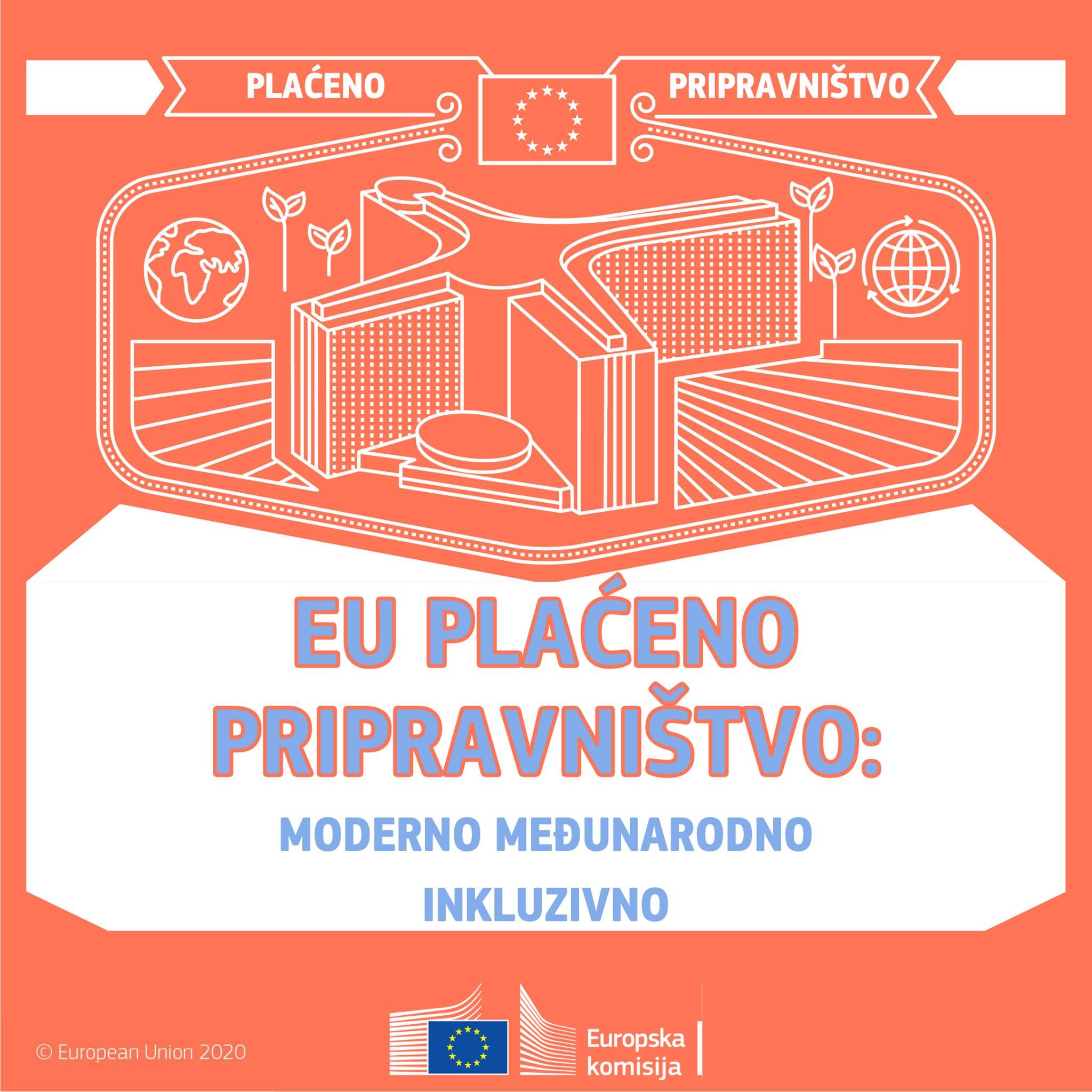 Plaćeno pripravništvo u Europskoj komisiji