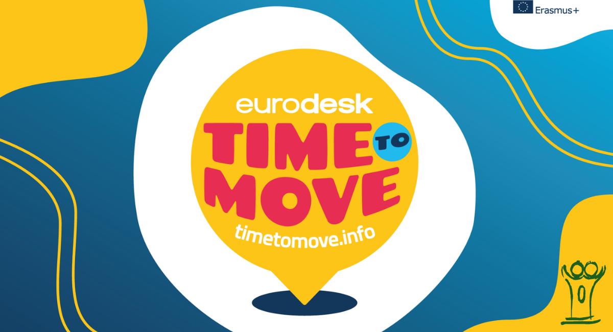 Time to move 2021: Istraži Europu s nama
