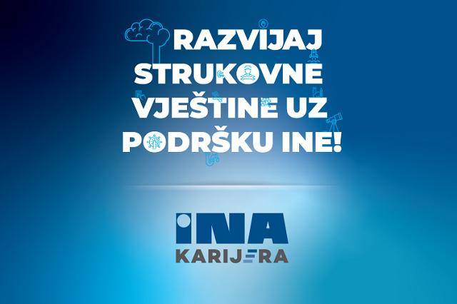 INA dodjeljuje 27 stipendija u iznosu od 5000 kn
