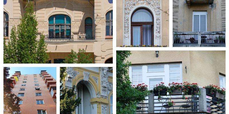 Osječka ljetna noć - na kućnim balkonima i terasama