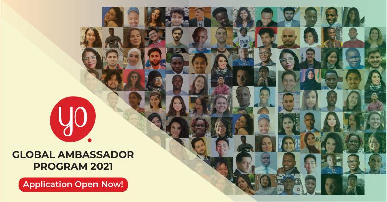 Postani Globalni ambasador za mlade u 2021. godini