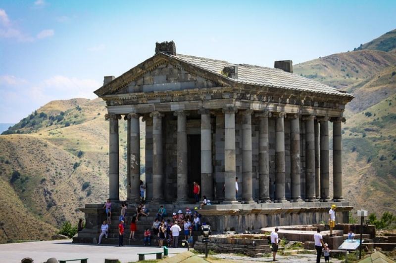 Otkrij ljepote Armenije sudjelujući u projektu Level Up and Grow