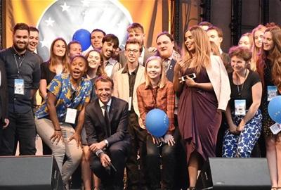 Europska nagrada za mlade Karlo Veliki 2020.