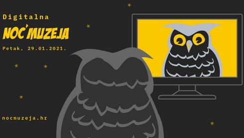 Digitalna Noć muzeja u Osijeku 2021. - Program