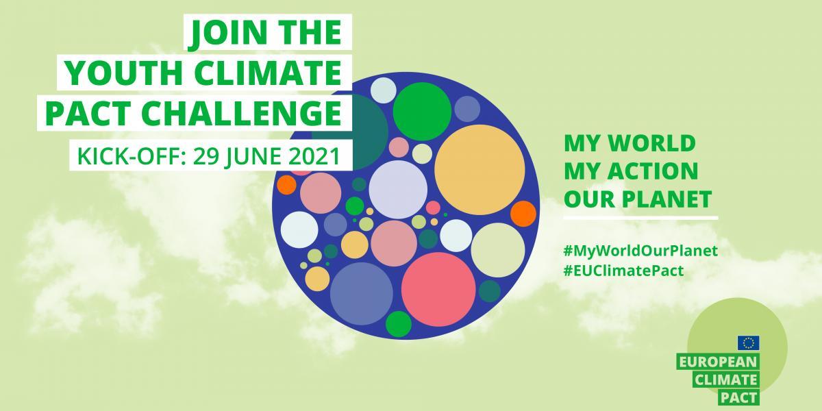 Klimatski pakt mladih: Pridružite se!