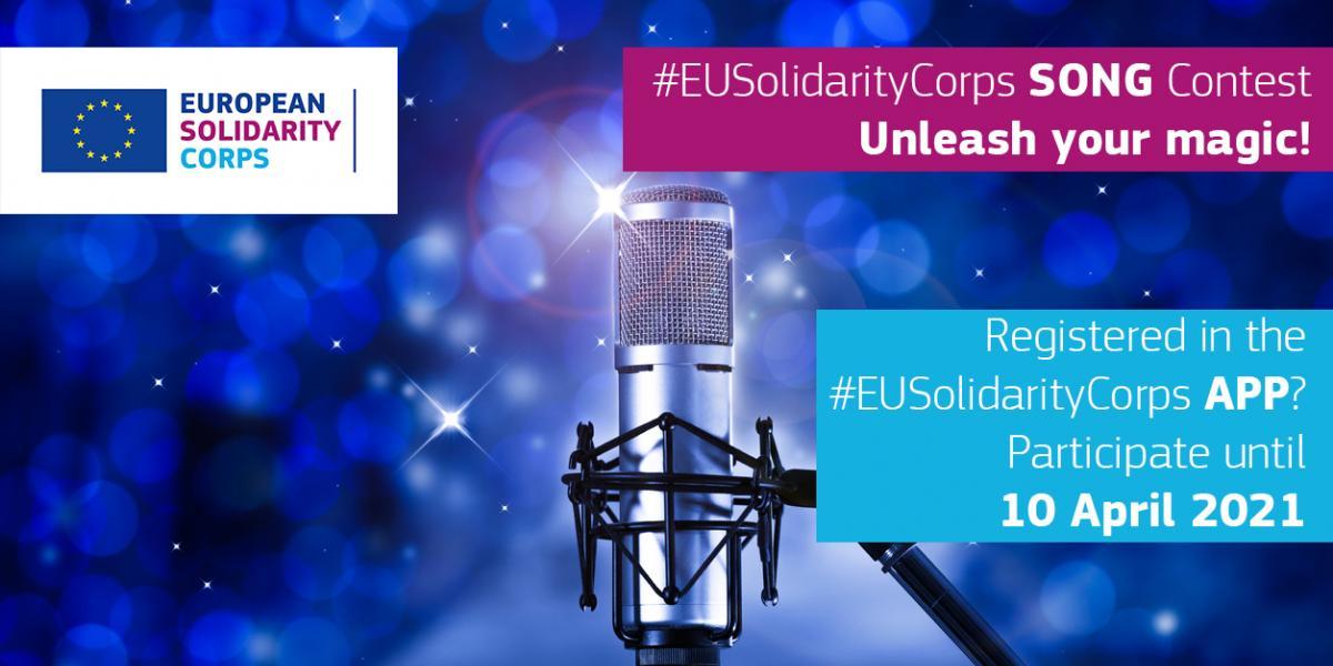 Pokažite svoj talent! Vaša pjesma za Europske snage solidarnosti