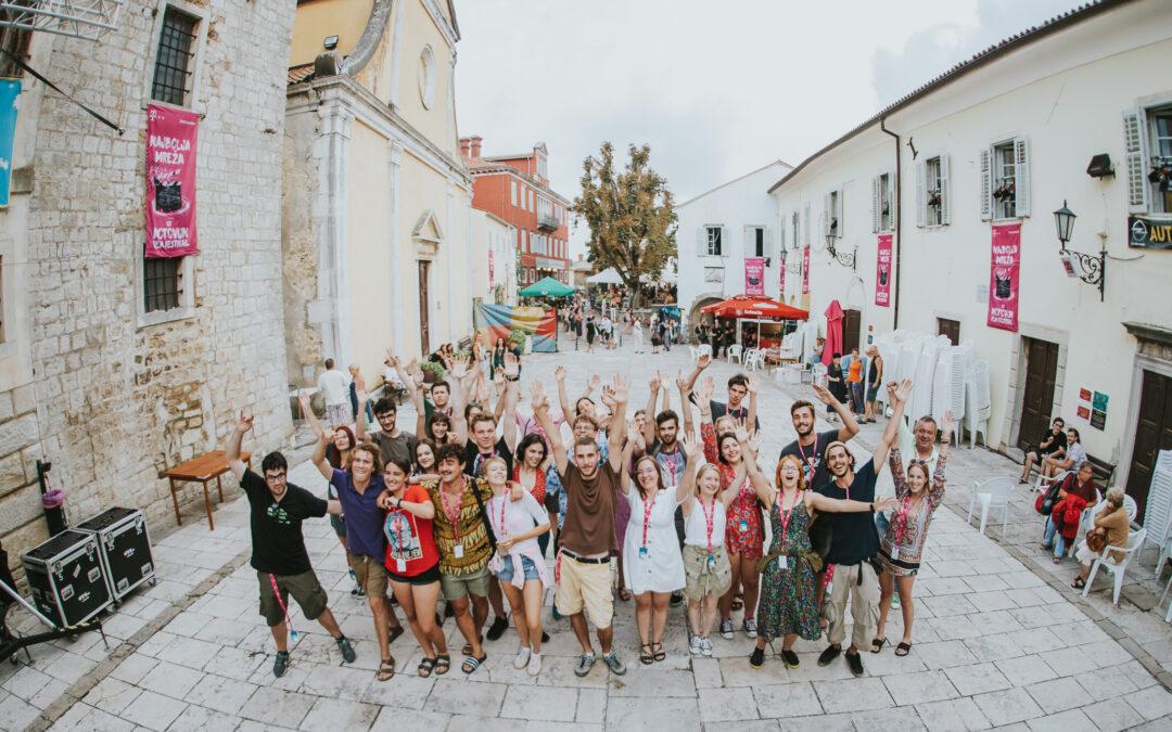 Postani volonter Motovun Film Festivala