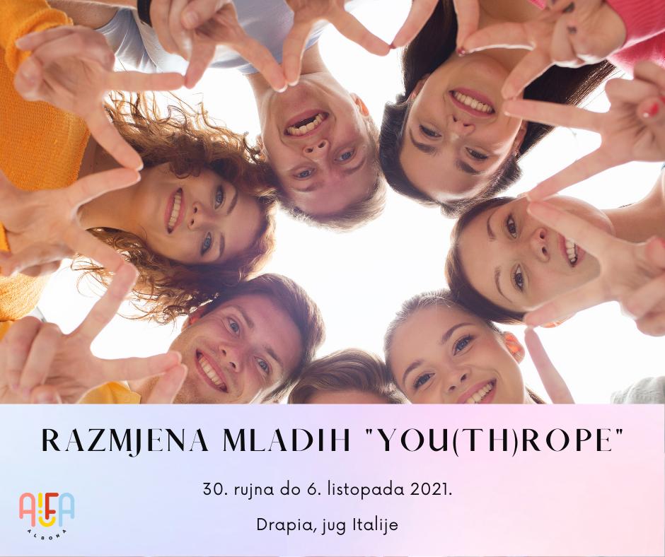 Prilika za razmjenu mladih u Italiji